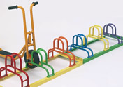 Modellreihe KIDDY-RACK
